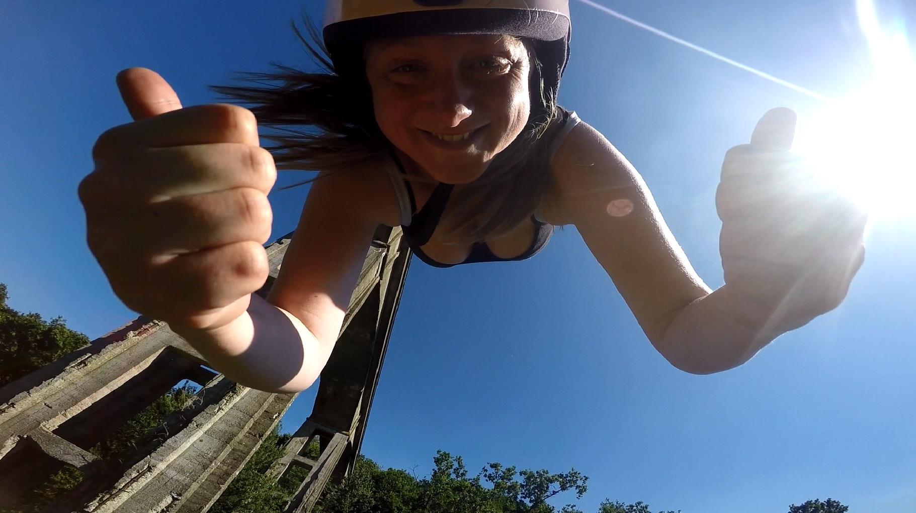 Angélina 1200 sauts