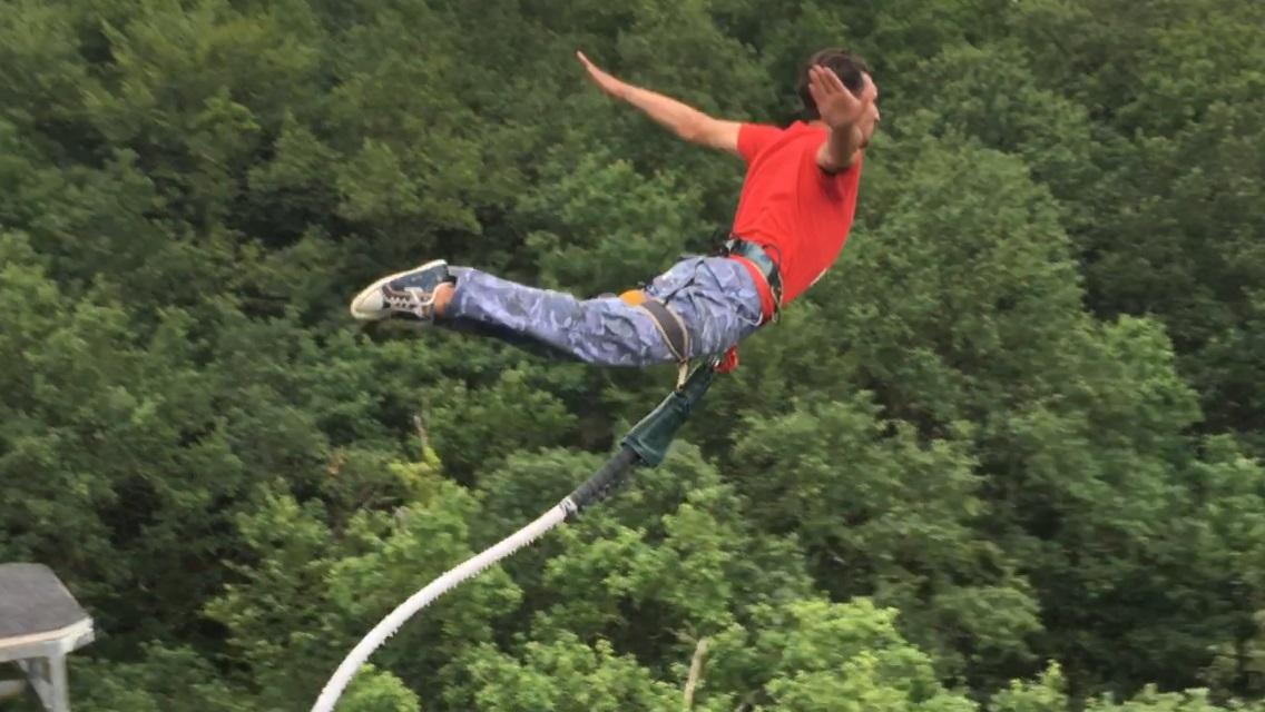 Une technique de saut